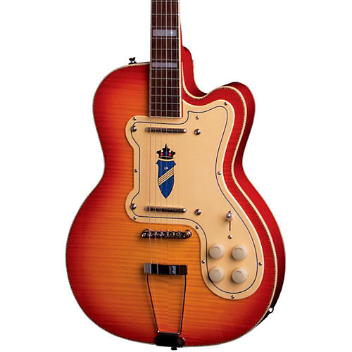 Kay Vintage Reissue Guitars Thin Twin Electric Guitar
