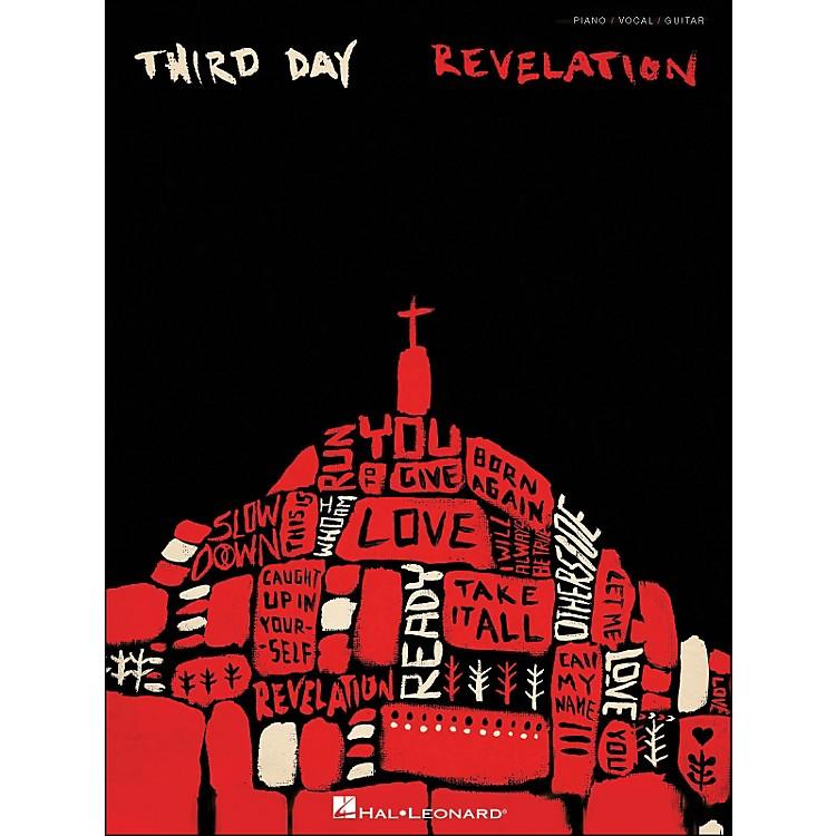 Hal LeonardThird Day Revelation arranged for piano, vocal, and guitar (P/V/G)
