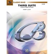 BELWIN Third Suite (I. March, II. Waltz, III. Rondo) Grade 3.5 (Medium Easy to Medium)