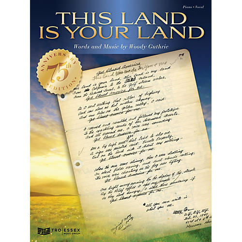 TRO ESSEX Music Group This Land Is Your Land Richmond Music ¯ Sheet Music Series-thumbnail