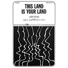 TRO ESSEX Music Group This Land Is Your Land SAB Arranged by Jack E. Platt