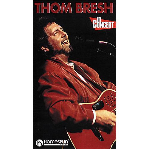 Homespun Thom Bresh in Concert (VHS)-thumbnail