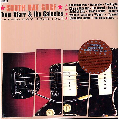 Alliance Thom Starr & the Galaxies - Anthology 1963-1964 [Gold Vinyl]