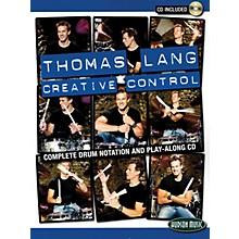 Hudson Music Thomas Lang - Creative Control (Book/CD)