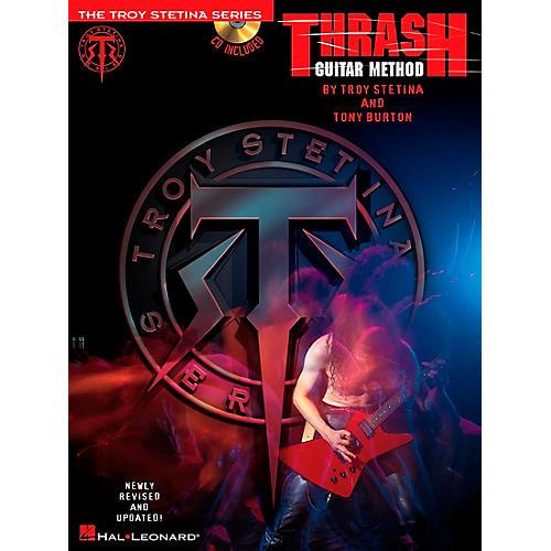 Hal Leonard Thrash Guitar Method (Book/Online Audio)-thumbnail