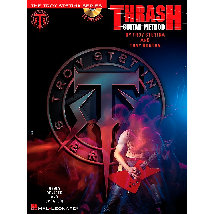 Hal Leonard Thrash Guitar Method (Book and CD Package)
