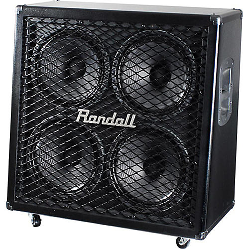 Randall Thrasher 412a Oversized 400W 4x12 Angled Cabinet ...