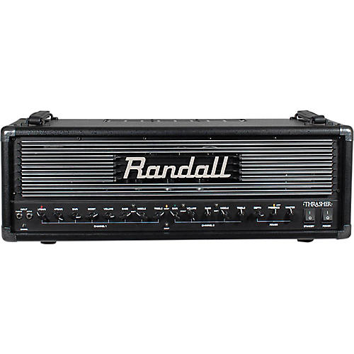 Randall Thrasher120W 4-Mode All-Tube Amplifier Head