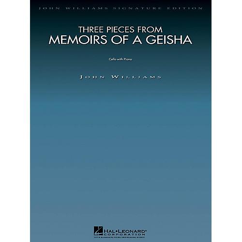 Hal Leonard Three Pieces from Memoirs of a Geisha John Williams Signature Edition - Strings Series by John Williams-thumbnail