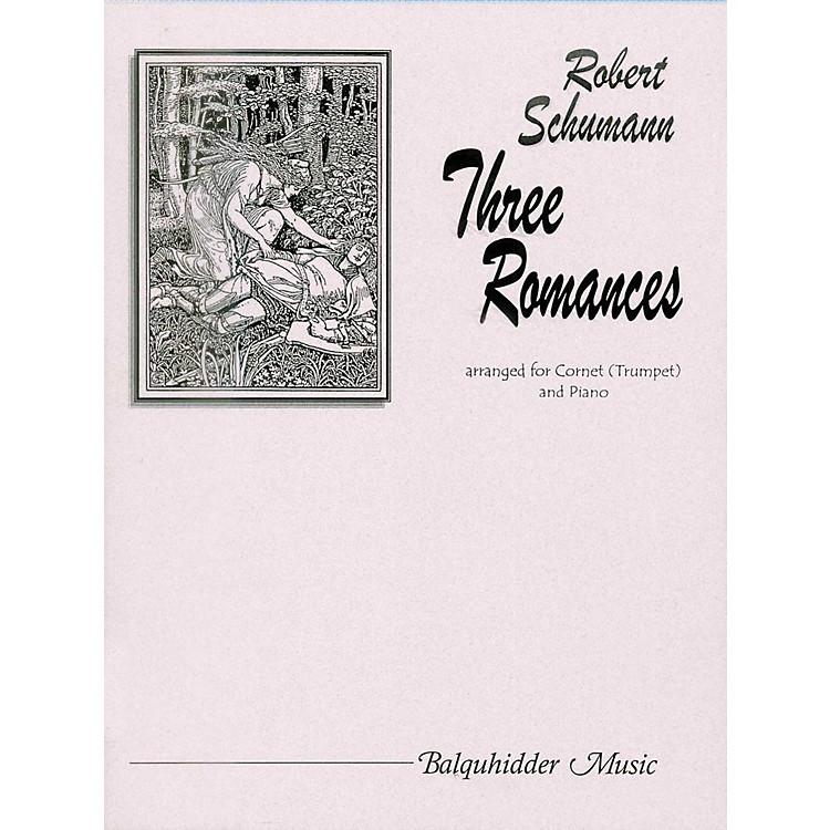 Carl FischerThree Romances Book