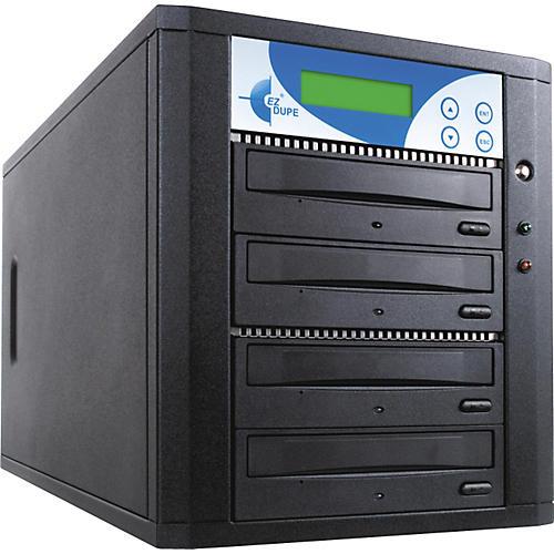 EZ Dupe Three Target CD Duplicator