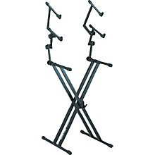 Quik-Lok Three Tier Heavy Duty X Keyboard Stand