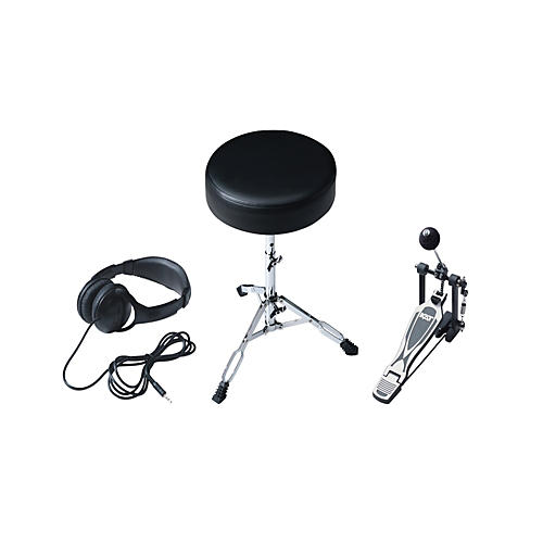 KAT Percussion Throne Pedal and Headphone Expansion Pack-thumbnail