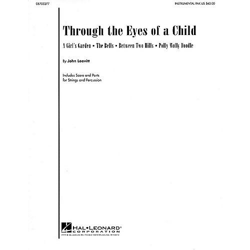 Hal Leonard Through the Eyes of a Child (Song Cycle) (Compilation CD) ShowTrax CD