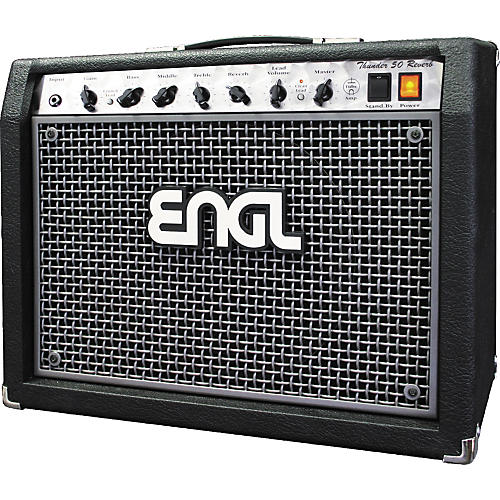 Engl Thunder 50W 1x12 Guitar Combo Amp with Reverb
