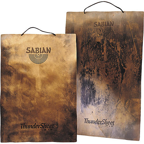 Sabian ThunderSheets 26 x 18 in.