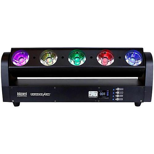 Blizzard ThunderStik 5 x 15W RGBW LED Moving Bar Multi-beam Effect-thumbnail