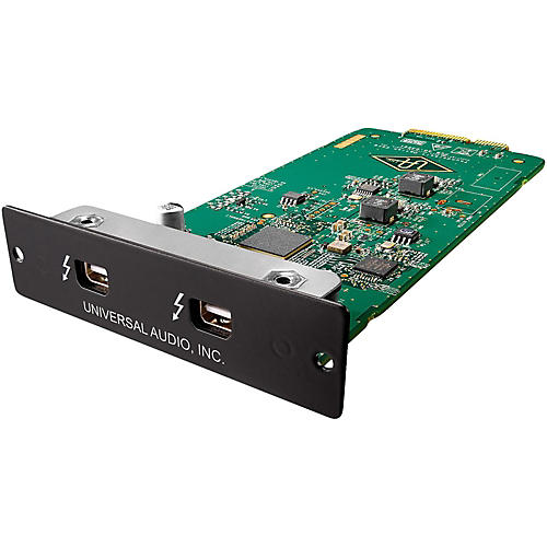Universal Audio Thunderbolt 2 Option Card (Mac Only)-thumbnail