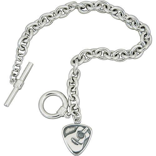 Jeffrey David Tiffany-Style Acoustic Pick Charm Bracelet-thumbnail