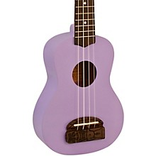 Kohala Tiki Soprano Ukulele Purple