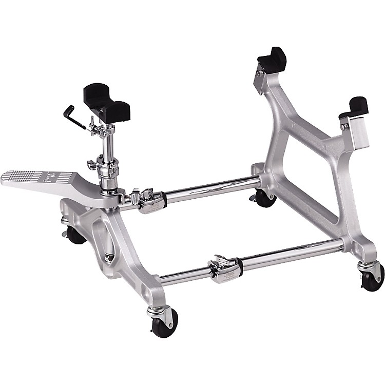 PearlTilting Concert Bass Drum Stand with Footrest