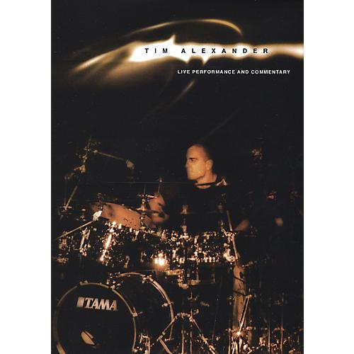 Hal Leonard Tim Alexander Live Performance and Commentary DVD
