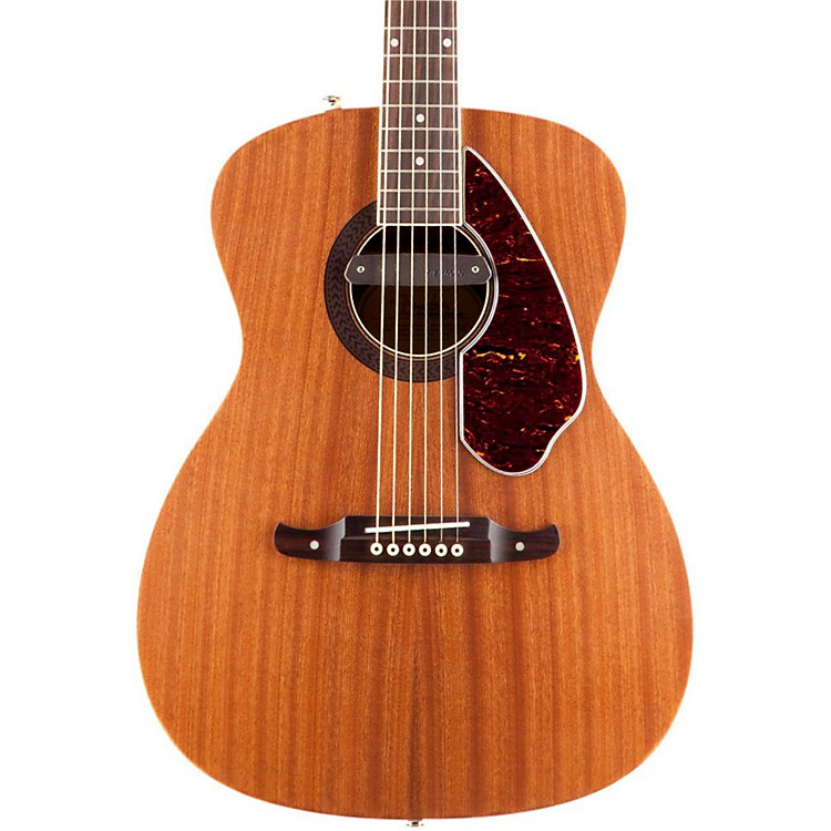 Fender Tim Armstrong Deluxe Acoustic-Electric Guitar Natural