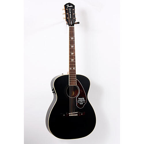 fender tim armstrong hellcat acoustic guitar black ruby 888365677392 musician 39 s friend. Black Bedroom Furniture Sets. Home Design Ideas