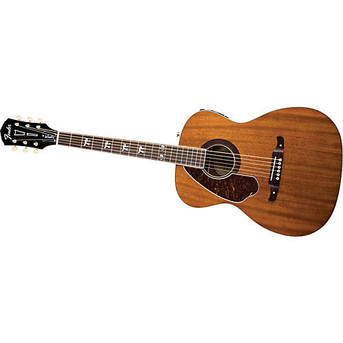 Fender tim armstrong hellcat left handed acoustic electric guitar