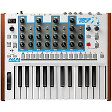 Open BoxAkai Professional Timbre Wolf Analog Polyphonic Synthesizer
