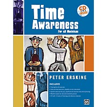 Alfred Time Awareness for All Musicians Book and CD