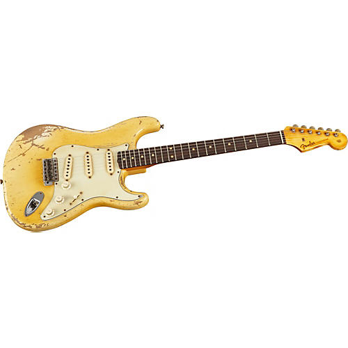 Fender Custom Shop Time Machine 1959 Stratocaster Heavy Relic Electric Guitar