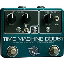 Keeley Time Machine Boost Guitar Effects Pedal