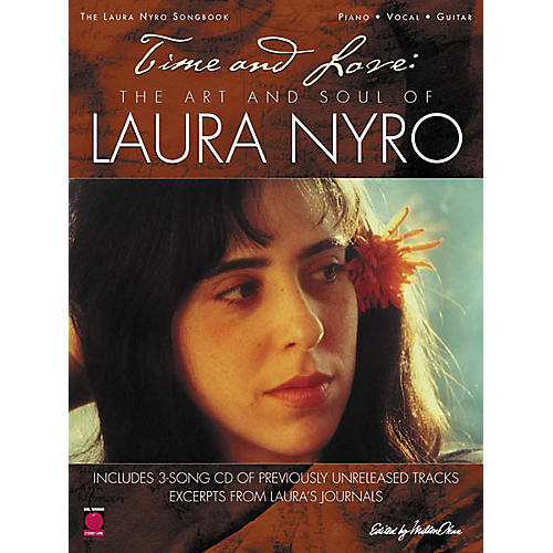 Cherry Lane Time and Love  The Art and Soul of Laura Nyro Piano, Vocal, Guitar Songbook-thumbnail