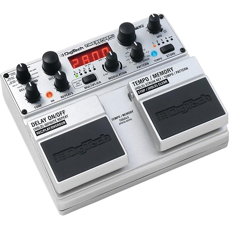 DigiTechTimeBender Delay Guitar Effects Pedal