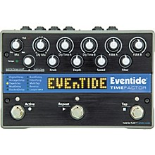 Eventide TimeFactor Twin Delay Guitar Effects Pedal Level 2 Regular 888366072974