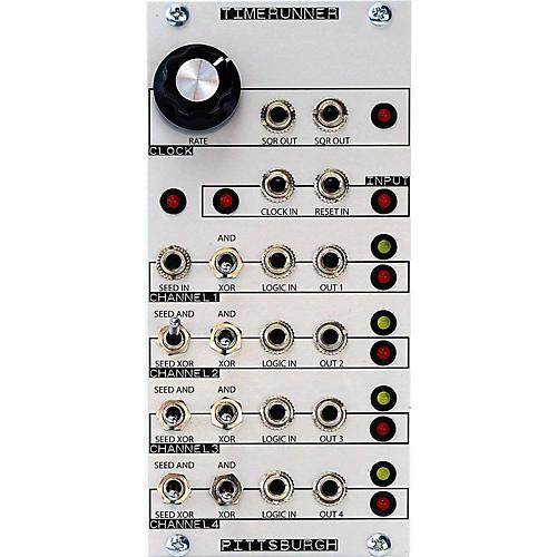 Pittsburgh Modular Synthesizers TimeRunner Module