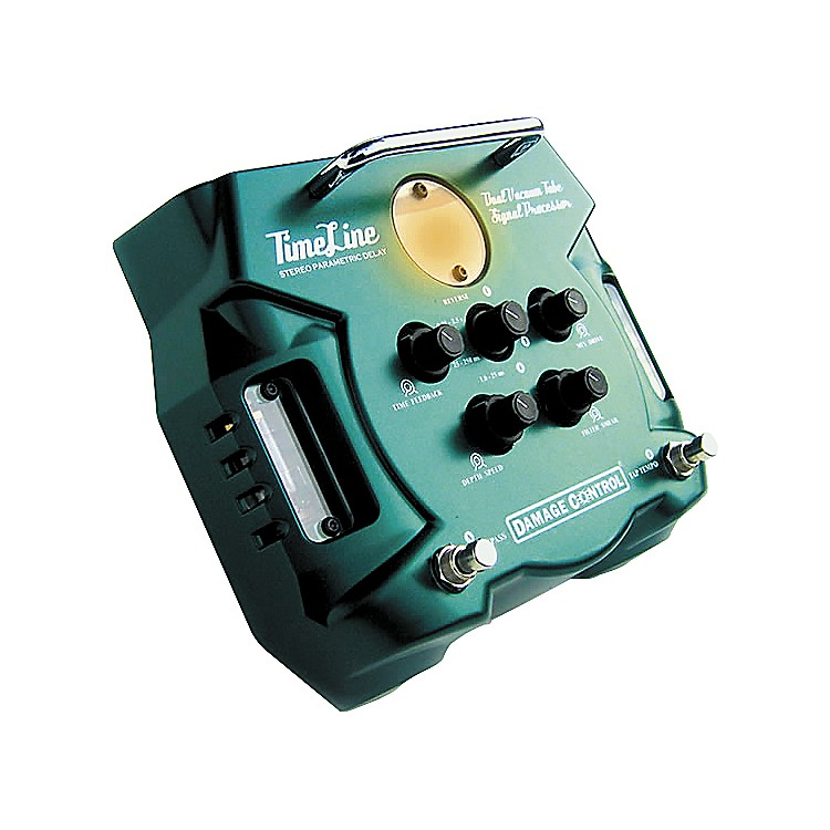 Damage ControlTimeline Dual Tube Stereo Parametric Delay