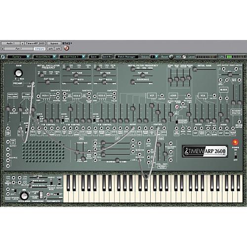 Way Out Ware TimewARP 2600 Plug-in Synthesizer-thumbnail