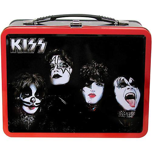 KISS Tin Tote Gift Set/Lunchbox-thumbnail