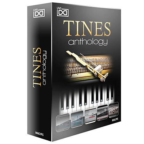UVI Tines Anthology Retro Electric PianoSoftware Download