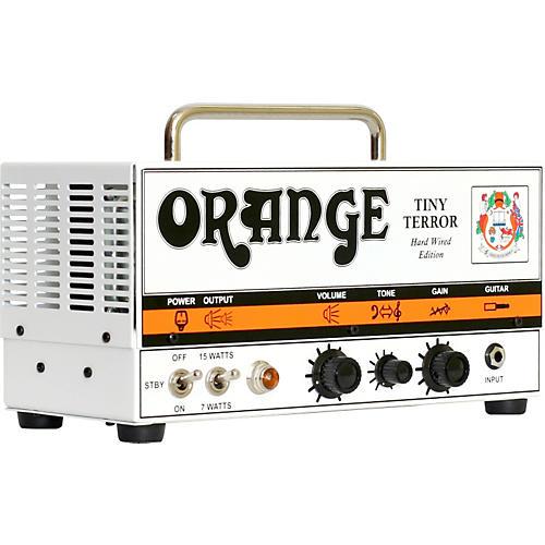 Orange Amplifiers Tiny Terror Hard Wired Edition TTHW15-H Tube Mini Amp Head