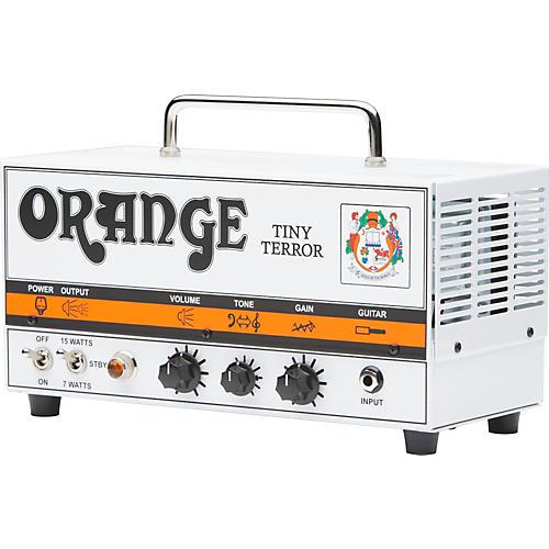 Orange Amplifiers Tiny Terror Series TT15 15W Tube Mini Amp Head White