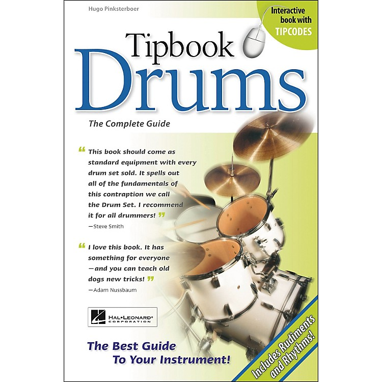Hal Leonard Tipbook - Drums