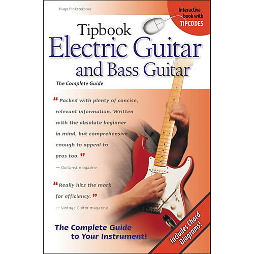 Hal Leonard Tipbook - Electric Guitar & Bass Guitar