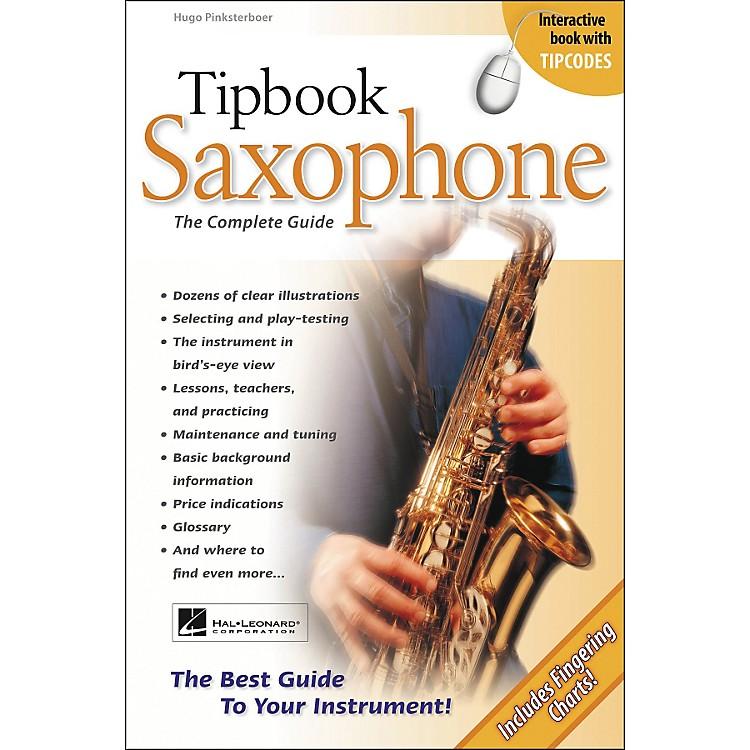 Hal LeonardTipbook - Saxophone
