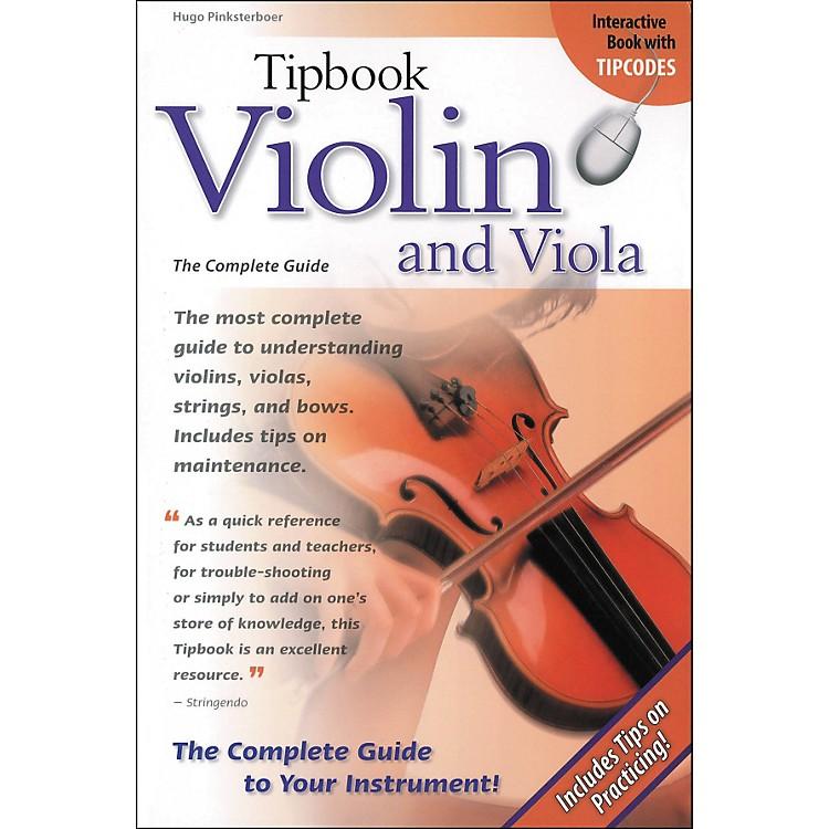 Hal LeonardTipbook - Violin and Viola