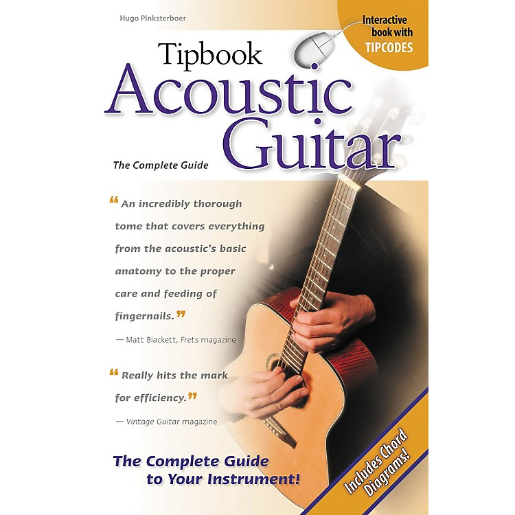 Hal Leonard Tipbook for Acoustic Guitar