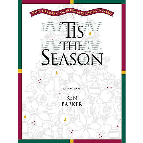 Word Music 'Tis the Season Sacred Folio Series Softcover-thumbnail