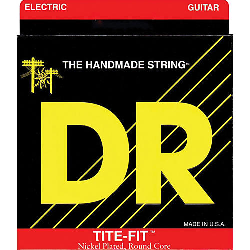 DR Strings Tite Fit Light Electric Guitar Strings - 7 String Set